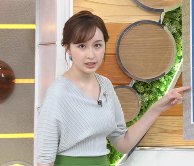 宇賀神メグ 横乳キャプ・エロ画像6