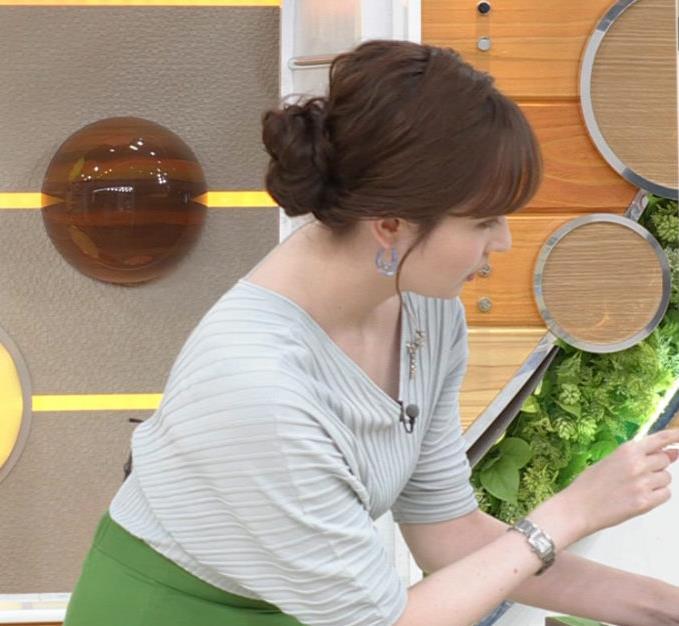 宇賀神メグ 横乳キャプ・エロ画像8