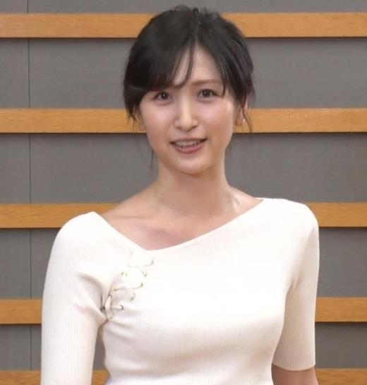 横山ルリカ ニットおっぱいキャプ画像(エロ・アイコラ画像)