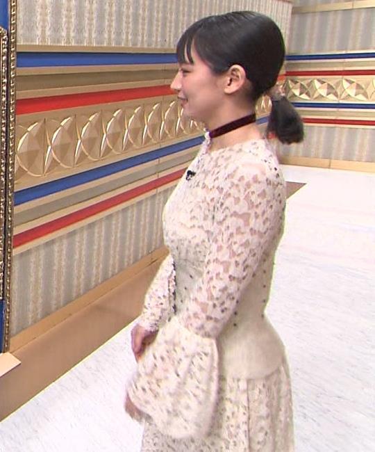 吉岡里帆 おっぱい強調ドレスキャプ・エロ画像6