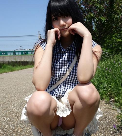美人女子大生をホテルで撮影したヌード画像 2