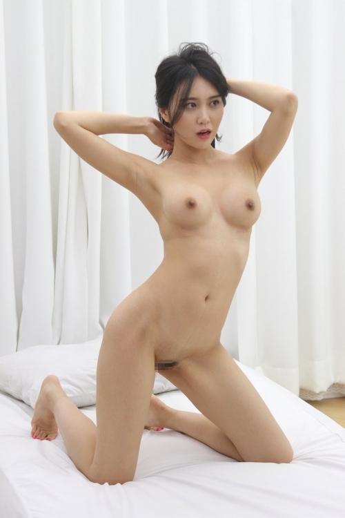 韓国美女ヌードモデルの個人撮影画像 7