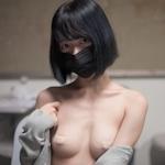 スレンダーな台湾美少女のギリギリセクシー画像