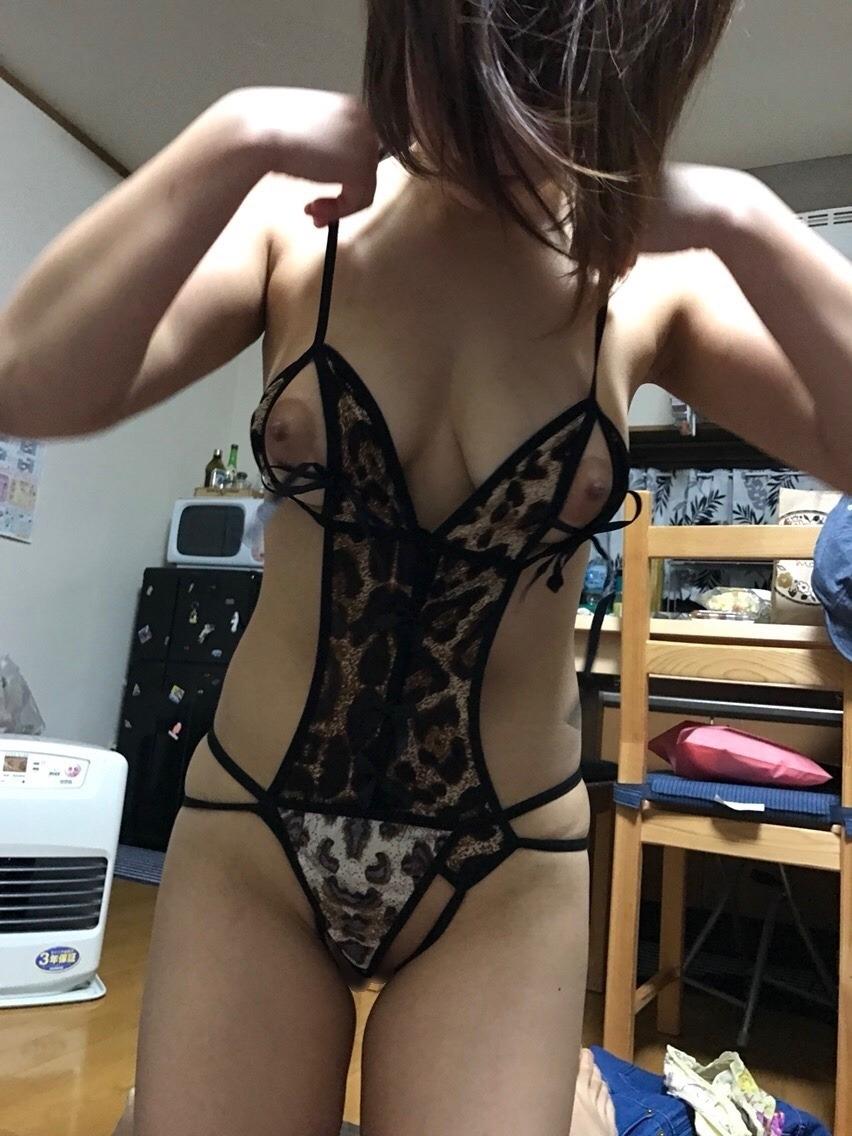 巨乳素人女性のセクシーランジェリー&ハメ撮り画像 6