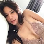 韓国美人妻のランジェリー画像