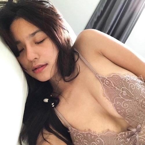 韓国美人妻のランジェリー画像 2