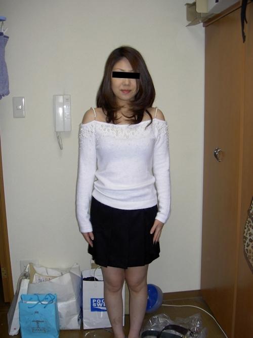 銀座の美人ママの流出ヌード画像 4