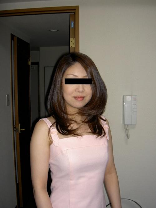 銀座の美人ママの流出ヌード画像 5