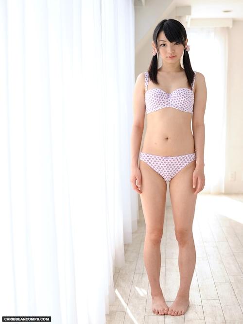 ロリ系美少女の潮吹きセックス画像 5
