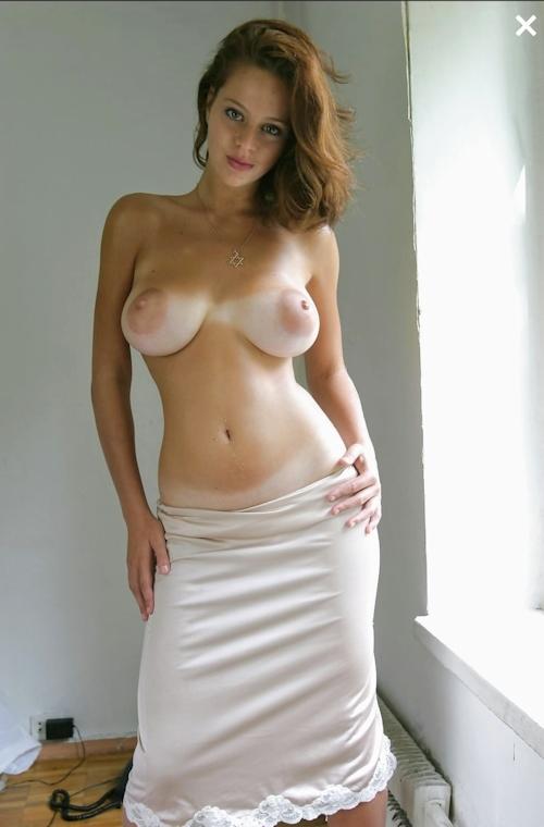 ロケット巨乳おっぱいなユダヤ美女のヌード画像 2