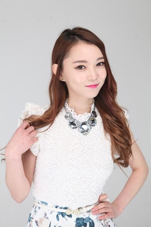 韓国のきれいなお姉さんをヌード撮影した画像 1