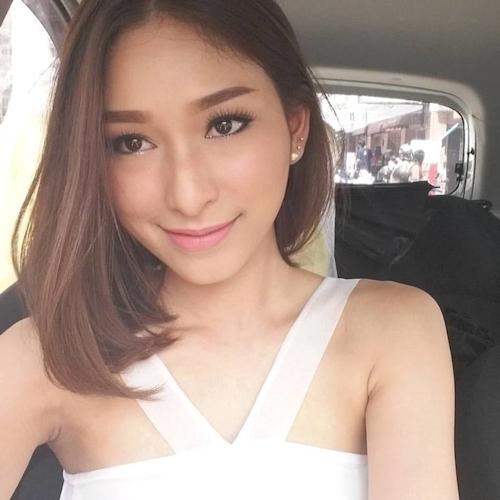 タイ美人女優の自分撮りヌード流出画像 3