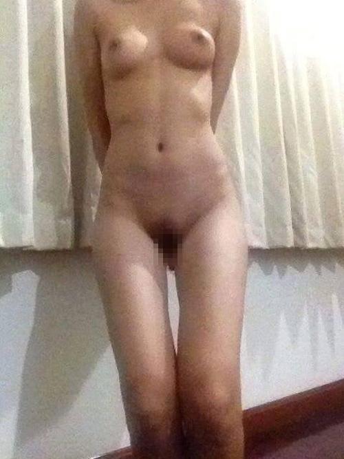 タイ美人女優の自分撮りヌード流出画像 10