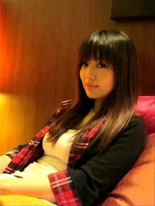 アイドル級台湾美少女の流出ヌード画像 3