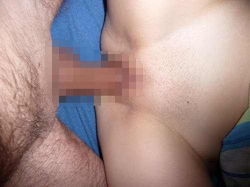 巨乳な西洋素人美女のプライベートヌード&セックス画像 13