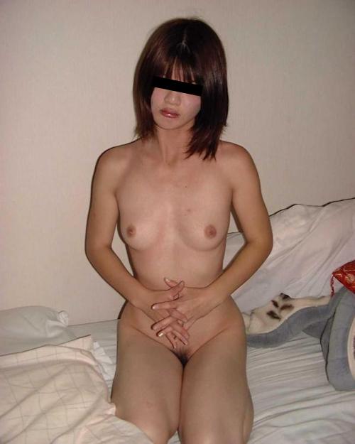 同棲中の彼女を撮影したプライベートヌード&ハメ撮り画像 4