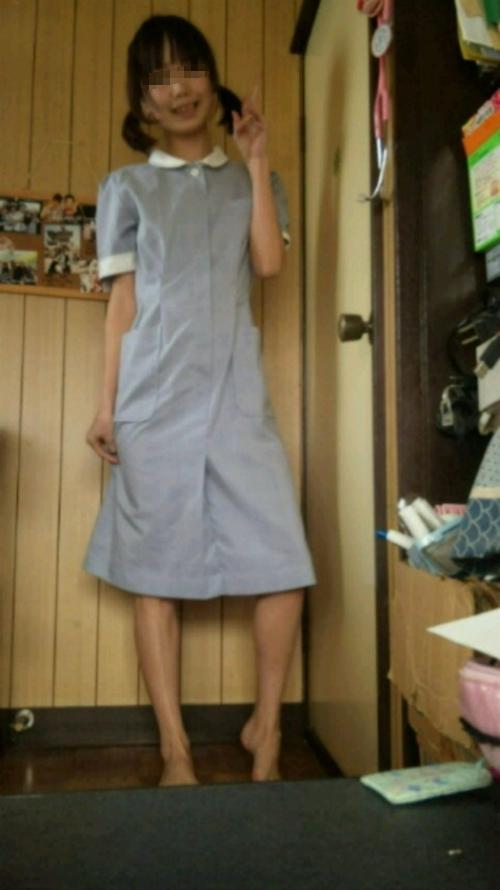 ガリガリスレンダーな素人美少女の自分撮りヌード&マ○コくぱぁ画像 2