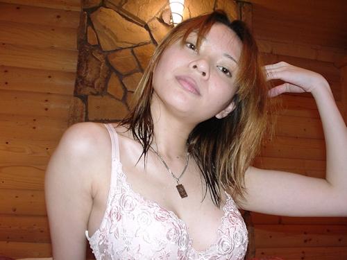 美乳なアジア美女の下着姿&ヌード画像 2