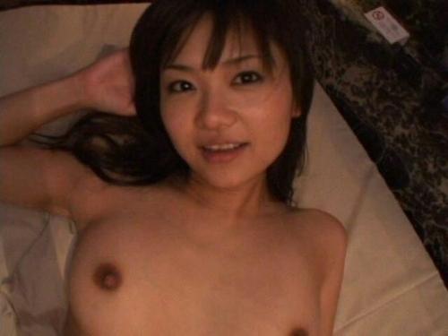 日本の素人美女のハメ撮りセックス画像 1