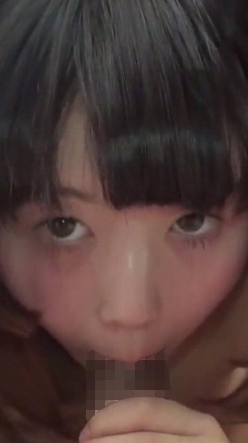 ちっぱいな可愛い女の子のマ○コくぱぁ&フェラ&ハメ撮り画像 7