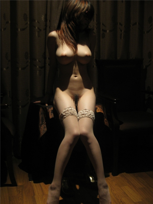 パーフェクトボディな台湾女性のヌード画像 2