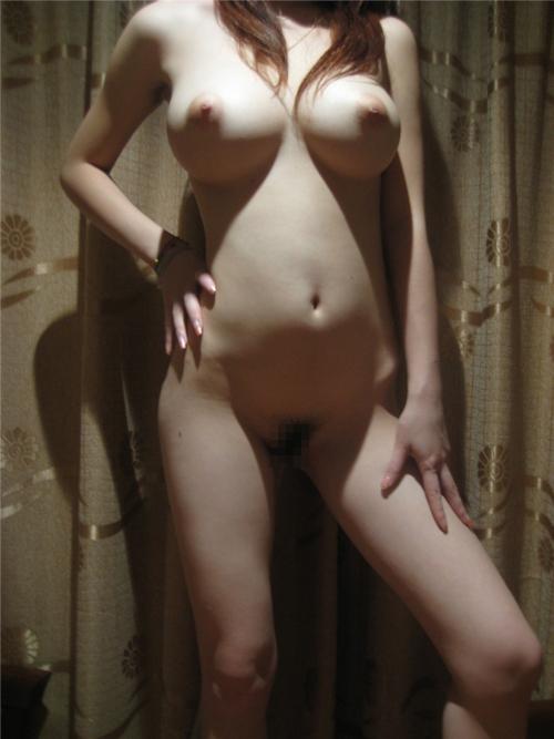 パーフェクトボディな台湾女性のヌード画像 7
