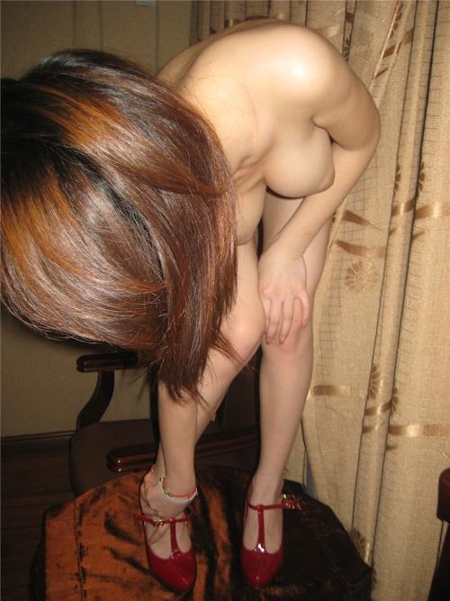 パーフェクトボディな台湾女性のヌード画像 8