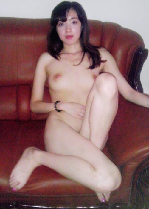 極上素人美女の流出ヌード画像 7
