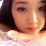 中国極品美女の自分撮りヌード画像