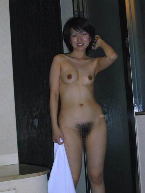 S級素人美女のプライベートヌード流出画像 17