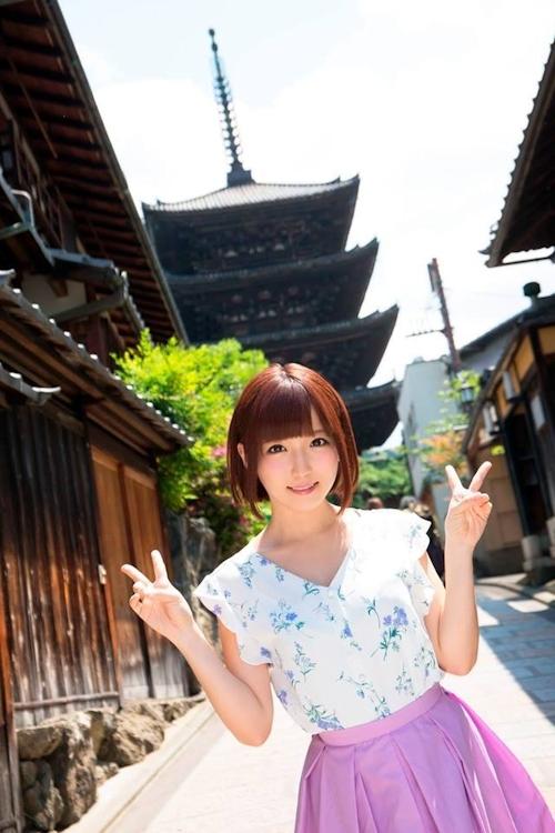 元グラドルのアイドル系美少女 佐倉絆 ヌード画像 1