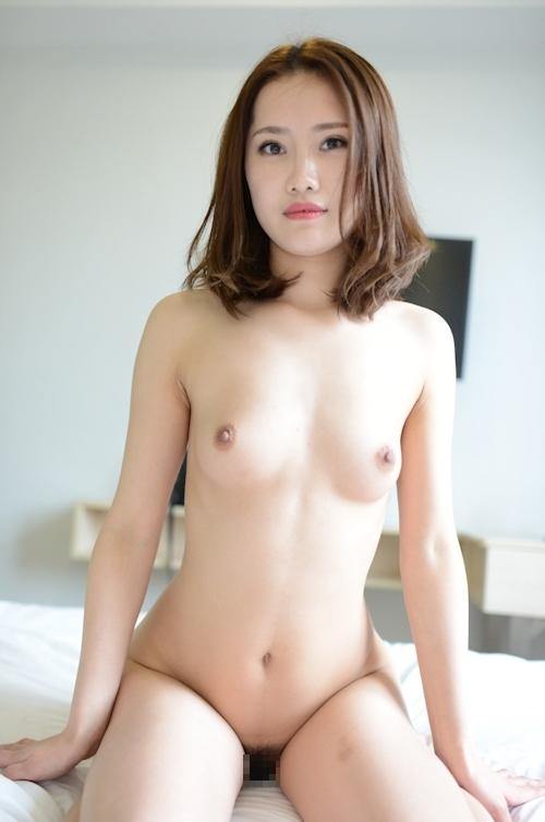 中国美女モデルのM字開脚くぱぁ画像 2