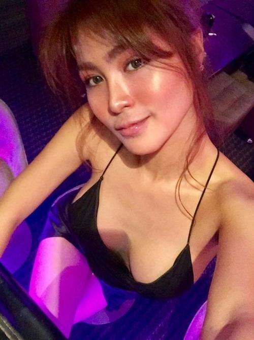シンガポールのグラマラス美女のヌード画像 5