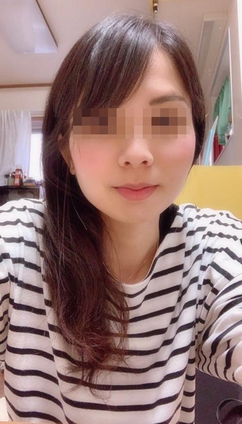 Bカップ30歳美人妻のプライベートヌード画像 2