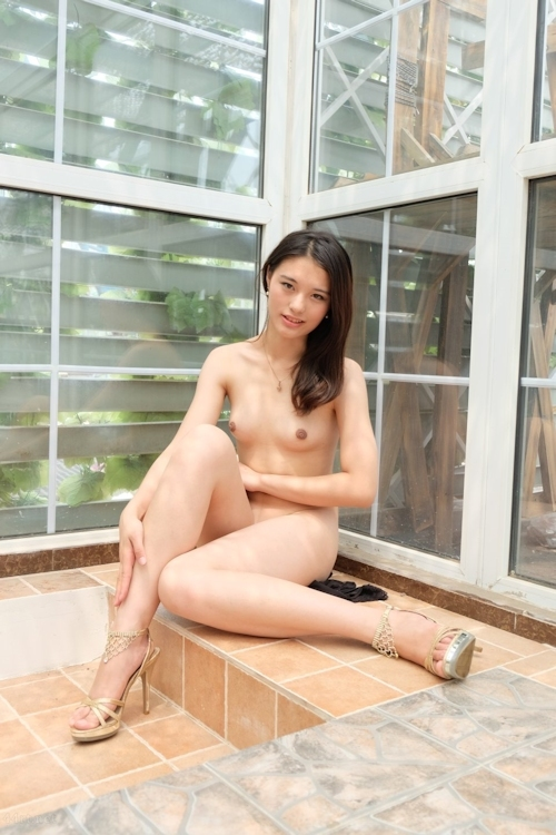 中国美人ヌードモデル・ 冰冰(Bing-bing) ヌード画像 17