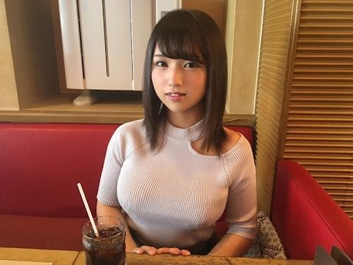 マッチングアプリでゲットした巨乳美少女とセックスしちゃった画像 2