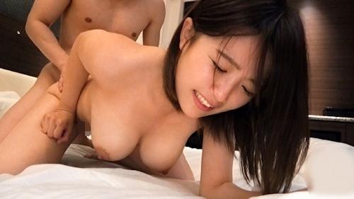 マッチングアプリでゲットした巨乳美少女とセックスしちゃった画像 16