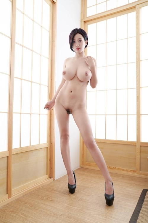 美爆乳美女のヌード画像 7