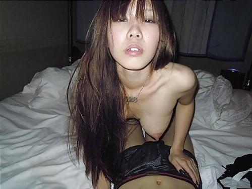 素人美女をバイブ責めしてハメ撮りした画像 4