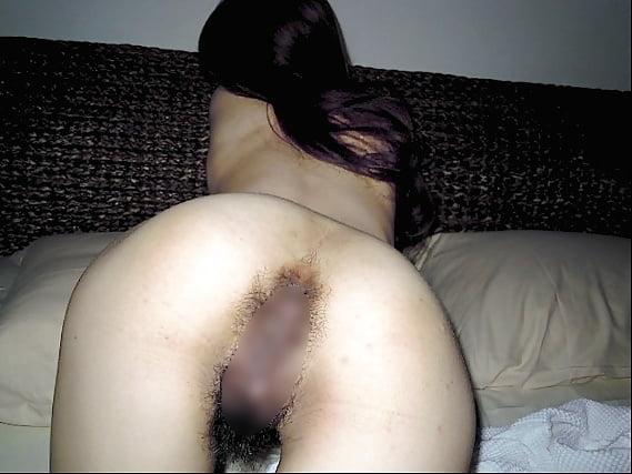 素人美女をバイブ責めしてハメ撮りした画像 9