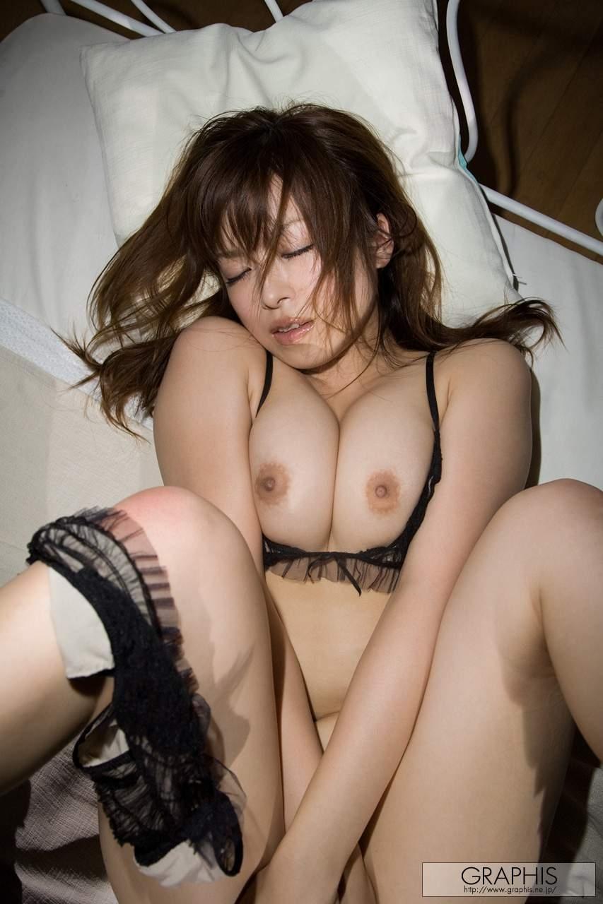 蒼井怜 セクシーヌード画像 9