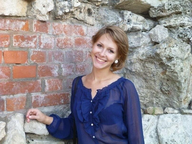 ロシアの素人美女のプライベートヌード画像 6