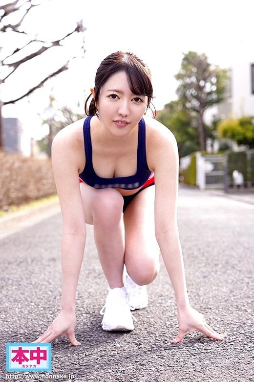 黒田なな 性欲強めのスケベアスリートAV女優画像