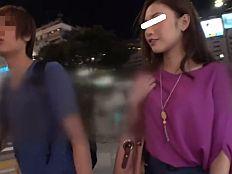 新宿でナンパした超絶美人お姉さん みか23歳