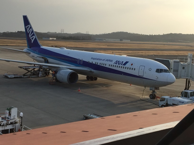 岡山空港1