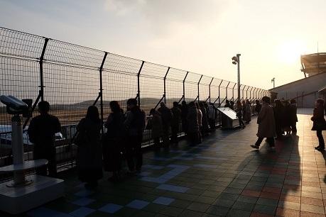 岡山空港2