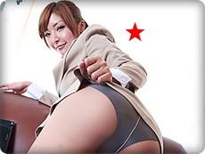 無料AVちゃんねる :【無修正・鈴音りおな】【中出し】自分の身体も使わせ誘惑するオナホ訪問販売員