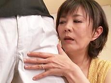 高齢人妻熟女動画 あっふ〜ん :夫だけではモノ足りないヤリたい盛りの四十路ビッチ妻 円城ひとみ