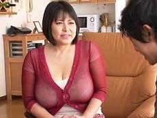 高齢人妻熟女動画 あっふ〜ん :五十路スイカップ!デブ専&熟専カモーン!爆乳母動画! 富沢みすず