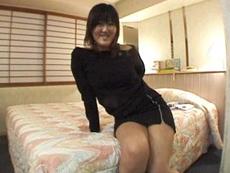 【無修正】96センチFカップのドスケベ人妻狂い咲き 京子